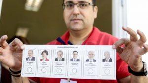 Yurt dışında ve gümrük kapılarında oy kullanma