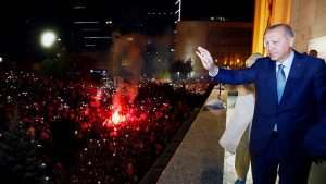 New presidential era in Turkey