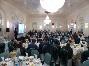 National View Committee of the Islamic Community hosted an iftar