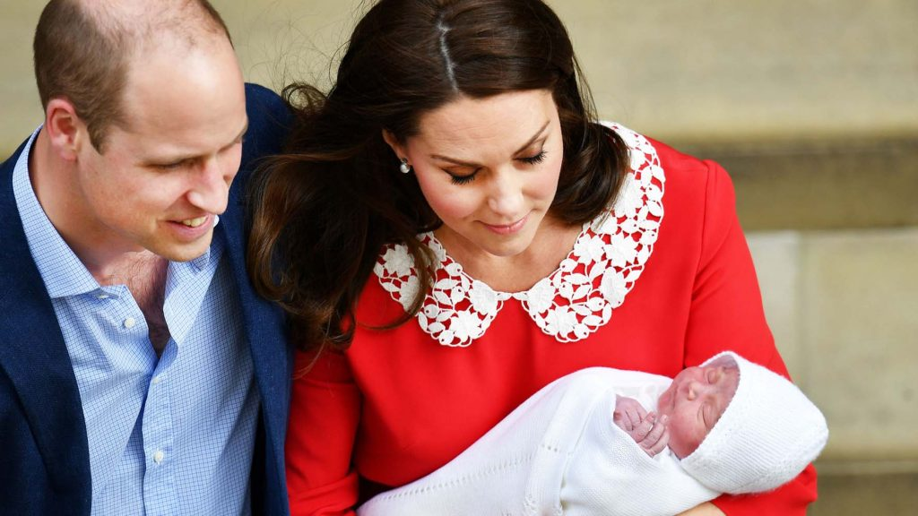 Royal baby to be baptised in July