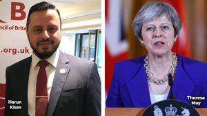 İngiltere'de Müslümanlardan Başbakan May'e açık mektup