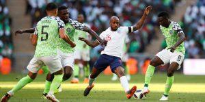 İngiltere, Nijerya'ya 2-1 galip