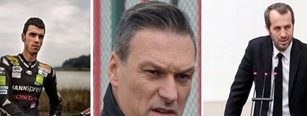 Kenan Sofuoğlu, Alpay Özalan ve Saffet Sancaklı meclise girdi
