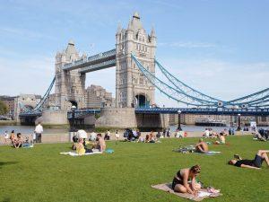 Londra 'sıcak, daha da sıcak' olacak
