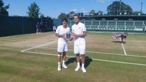 Yankı Erel'den tarihi Wimbledon zaferi