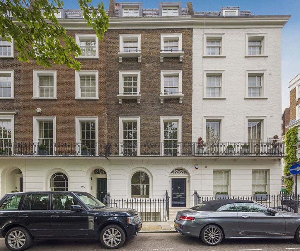 85 bin Türk Londra'da milyon sterlinlik ev sahibi oldu