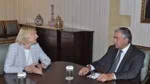 BM Kıbrıs'ta harekete geçti