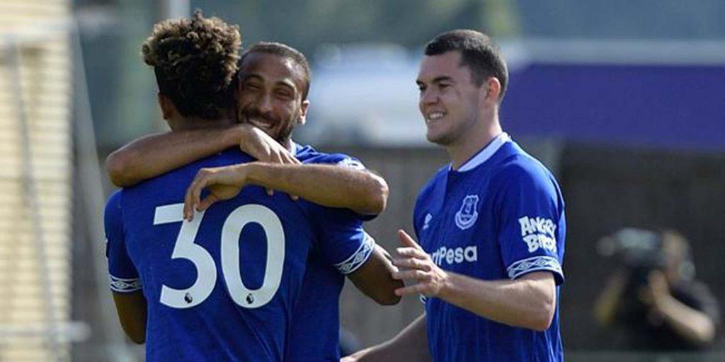 Everton'dan 22, Cenk Tosun'dan 4 gol…