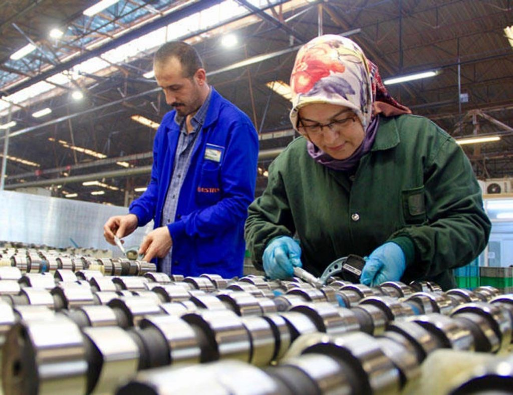 Turkey's industrial production decreased 1.6 percent in May