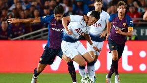 Tottenham, Barcelona'ya penaltılarla kaybetti