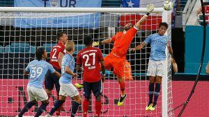City, Bayern Münih' i 3-2 yendi
