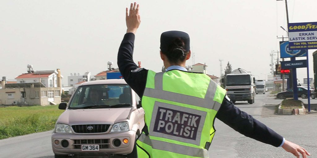 Trafikte 19 yaralı, 845 rapor