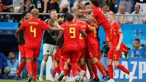 Gol düellosunda kazanan Belçika