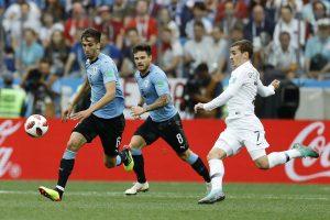 Uruguay – Fransa maç sonucu: 0-2