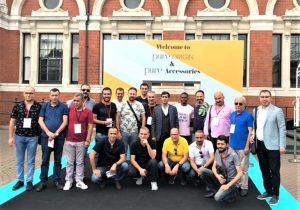 GTO üyeleri İngiltere'de Moda Fuarına katıldı