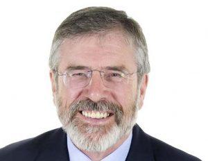 Sinn Fein'in eski lideri Adams'ın evine saldırı
