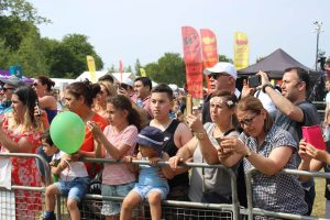 Tens of thousands attended the 29th Day-Mer festival