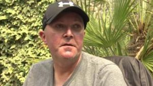 Novichok found in perfume bottle, says victim's brother