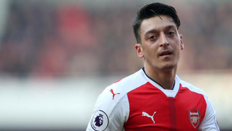 Two Turkish men to stand trial over Ozil security guard intimidation allegation