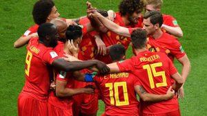 Belçika Dünya Kupası'nda yarı finalde