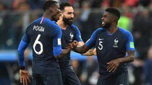 Fransa, Belçika'yı 1-0 yenerek finale çıktı