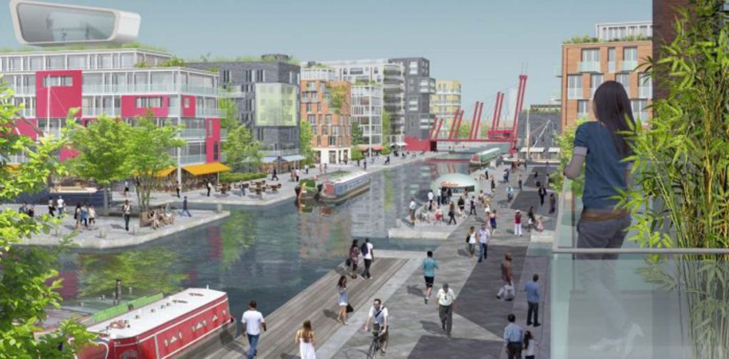Developer withdraws from Enfield regeneration project