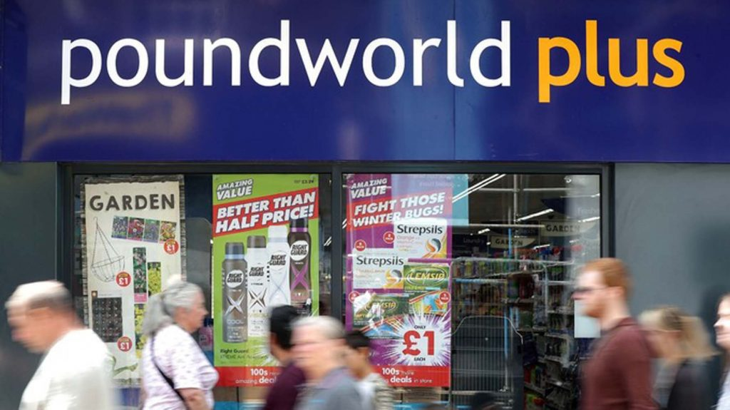 Poundworld to close additional 40 stores