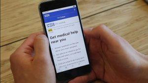 Hastaların hayatını kolaylaştıracak yeni NHS uygulaması yolda