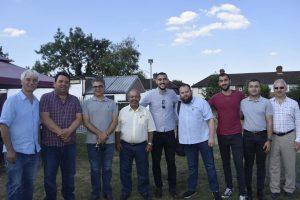 Edmonton İşçi Partisi 'yaz bahçesi partisi' gerçekleşti