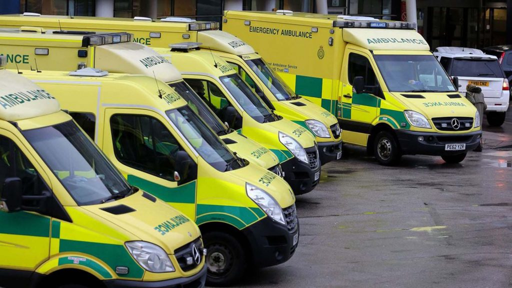 Government funding more than 200 new ambulances