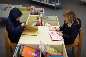 Ethnic minorities underrepresented in children books