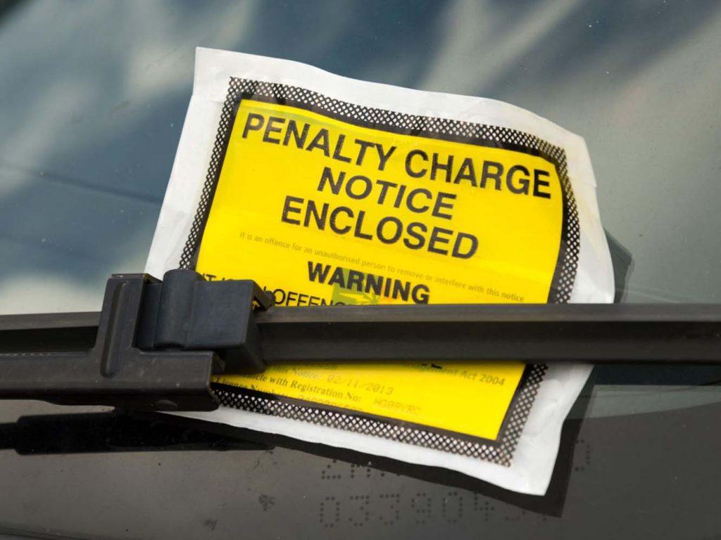 Parking penalties to increase