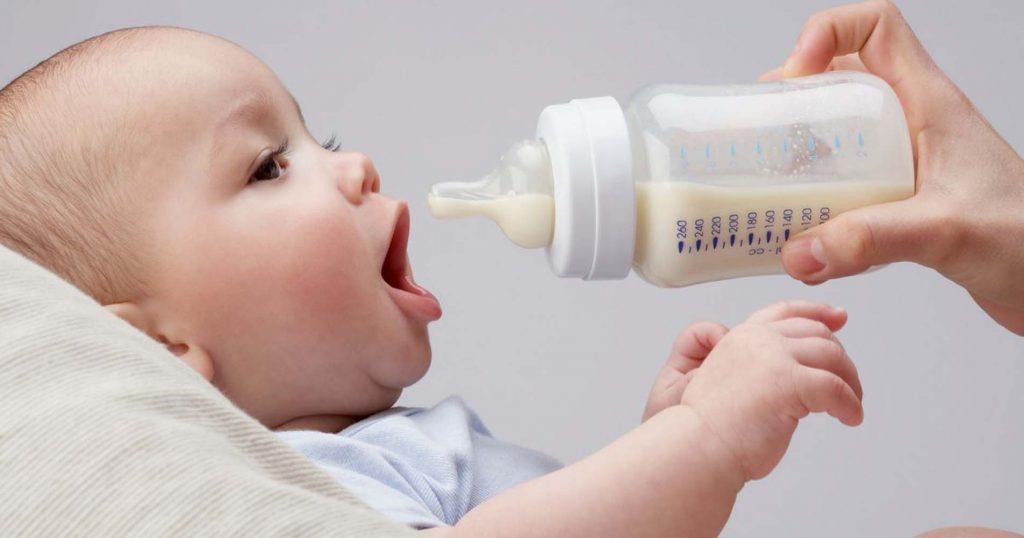 Danone scrutinizing Aptamil baby milk formula criticisms