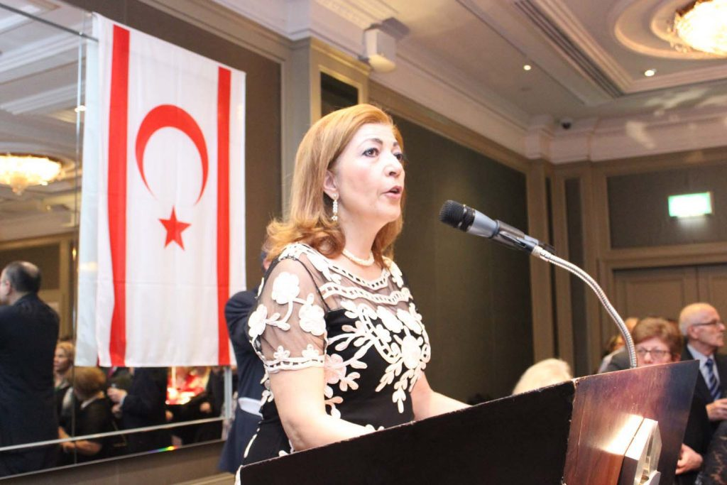 Northern Cyprus Peace Day: message from Zehra Başaran