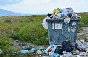 Penalty for dumping rubbish doubles