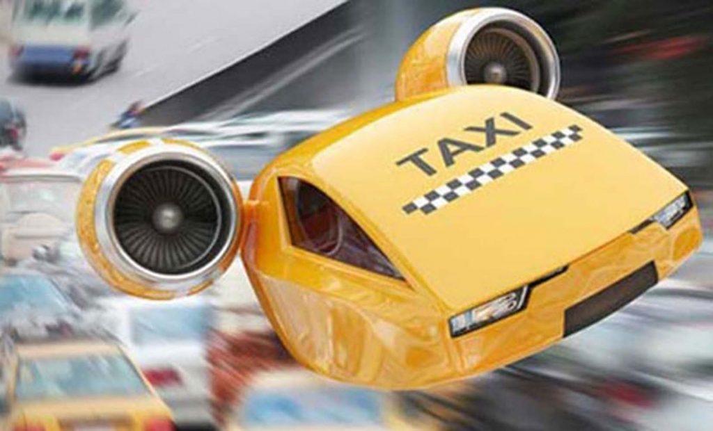 Rolls Royce'den uçan taksi projesi
