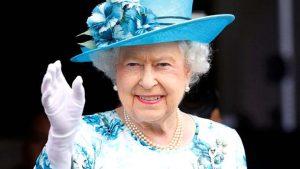 Kraliçe'ye gizlice cenaze provası