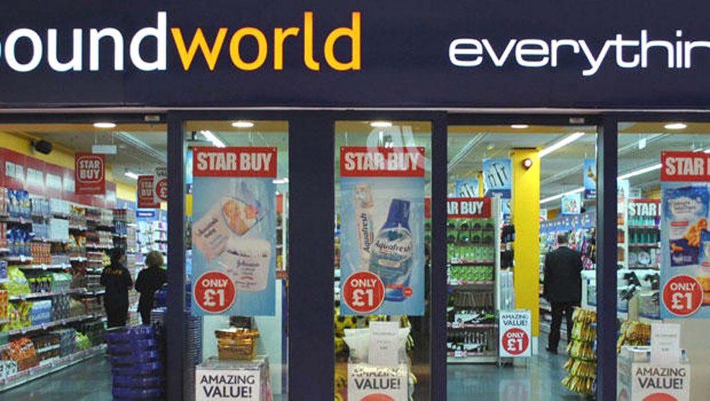 Poundworld, 190 mağazasını kapatma kararı aldı