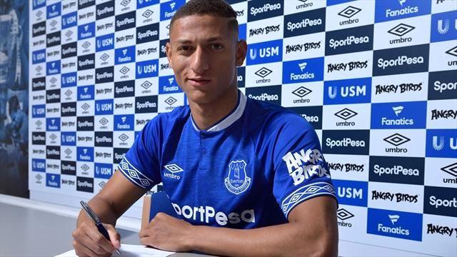 Richarlison, Everton'da