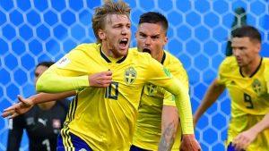 İsveç, İsviçre'yi tek golle devirdi!