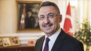 Türkiye Cumhurbaşkanı Yardımcısı Oktay KKTC'ye gidiyor
