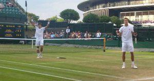 Türk Tenisçi Yankı Erel Wimbledon'da finale yükseldi