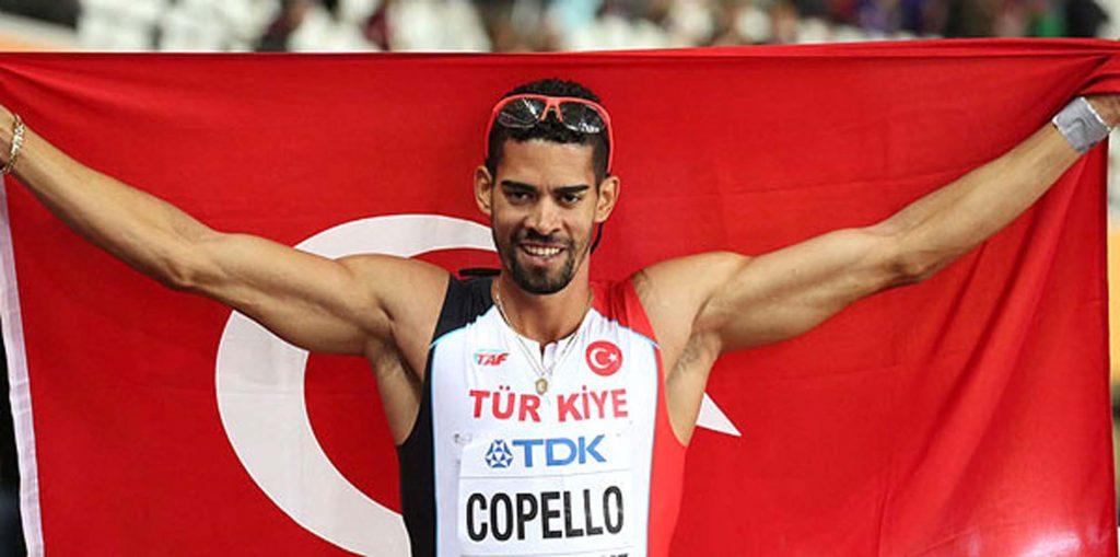 Yasmani Copello, Londra'da 2. oldu!