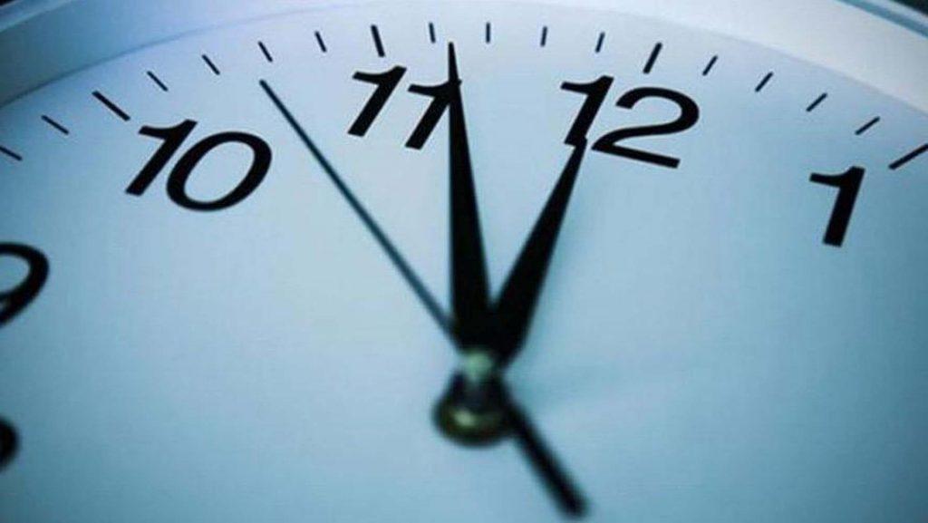28 Mart Pazar günü saatler değişiyor