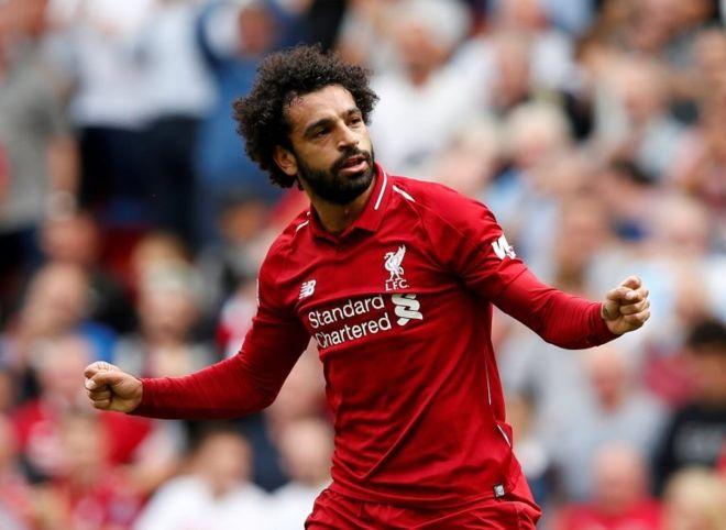 Liverpool, Salah'ın görüntülerini polise verdi