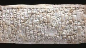 Tarihin bilinen ilk tüketici şikayeti mektubu