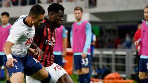 Tottenham, Milan'ı 1-0 yendi
