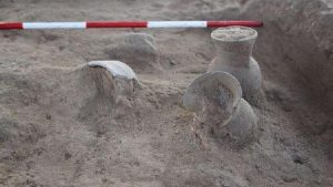 Mezopotamya'da 2 bin 500 yıl önceye ait bira kalıntıları bulundu
