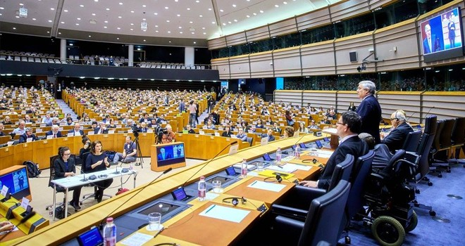 Kıbrıslı Türklerin AP seçimlerinde oy kullanması kolaylaştırılsın