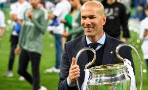 Zinedine Zidane Premier Lig'de çalışmak istiyor!